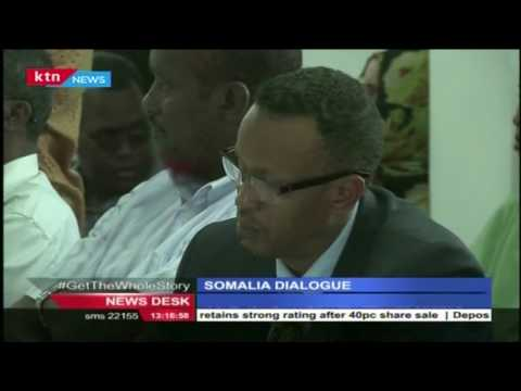 Goverment joins private sector to establish talks aimed at fostering business in Somalia