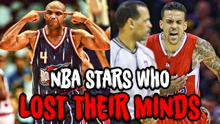 Video 10 NBA Stars who LOST THEIR MINDS after being Ejected! MP3, 3GP, MP4, WEBM, AVI, FLV Mei 2019