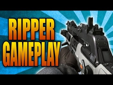 NEW - What do you guys think of The Ripper?! Ghosts Gun Guide soon! ○ Devastation Map Pack Details: http://youtu.be/4qccivL6V70 ○