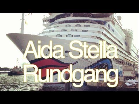 AIDAstella - Schiffstour & Rundgang - Alle Infos (HD, 2013) - Aida Stella