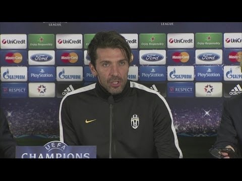 Juventus Keeper Gianluigi Buffon Pleased With Form