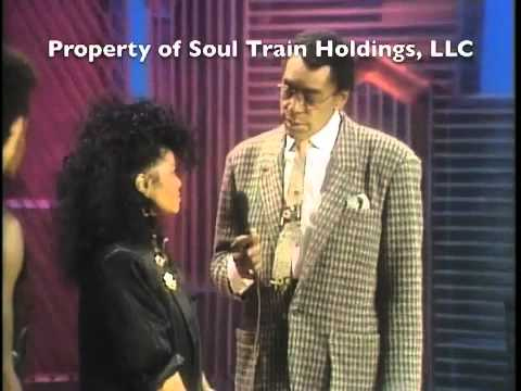 Janet Jackson Been Interviewed By Don Cornelius On Soul Train