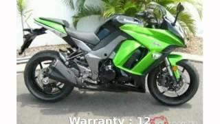 4. [techracers] 2012 Kawasaki Ninja 1000 ABS - Details