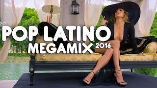 POP LATINO 2016 ☆ MEGA MIX HD ☆ LO MAS NUEVO Y LO MEJOR: TODOS LOS EXITOS 2016, all the hits Latin Pop En Español! Pop Romantico, Bachata ...