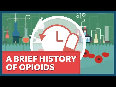 The History of Opioids