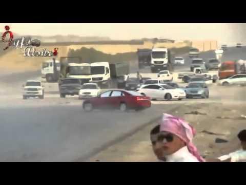 arabes locos al volante drift 2013