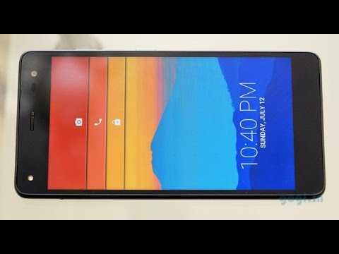 XOLO Black Review, benchmark, unboxing, asphalt 8 and battery performance