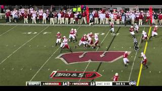 Nick Toon vs Nebraska 2011