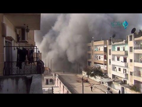 Συνεχίζονται οι επιδρομές στη Συρία παρά την εκεχειρία