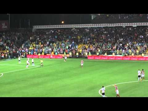 Saprissa Campeon 2014 - Campeon hay uno solo - Final 10/05/2014 vs La Liga - Ultra Morada - Saprissa
