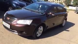 видео авто GEELY FE-2 в кредит