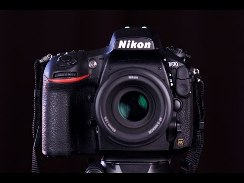 Test fotoaparata Nikon D810