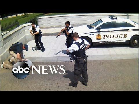 Secret Service Shoot Gunman by White House
