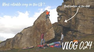 The MOST reliable Crag in the UK? by Dan Turner