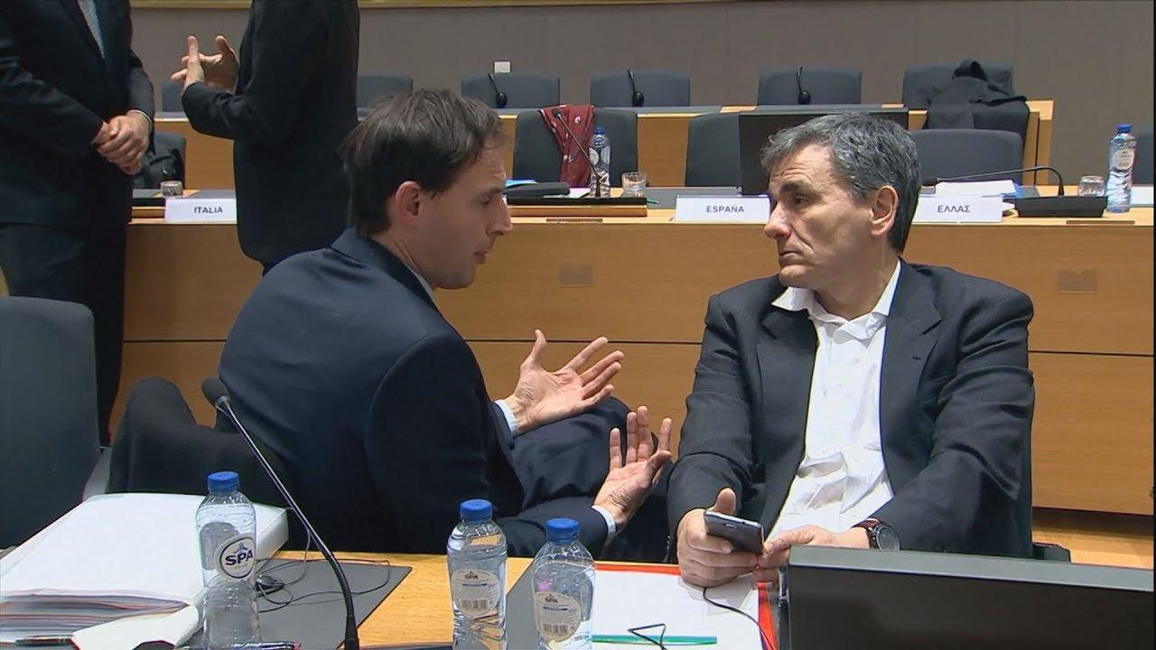 Για «εξαιρετικά νέα» σε ό,τι αφορά την Ελλάδα, έκανε λόγο ο πρόεδρος του Eurogroup, Μάριο Σεντένο