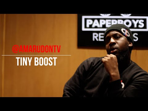 Tiny Boost Interview: Deep Rooted Choices | @Amarudontv The (Perspective)