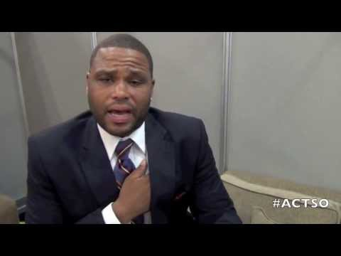Anthony Anderson, an ACT-SO Alumnus