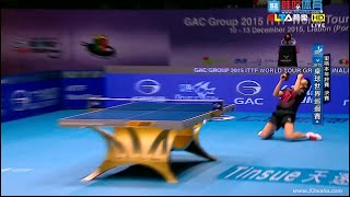 Video 2015 Grand Finals (Ms-Final) MA Long Vs FAN Zhendong [HD1080p] [Full Match/Chinese] MP3, 3GP, MP4, WEBM, AVI, FLV Juli 2018