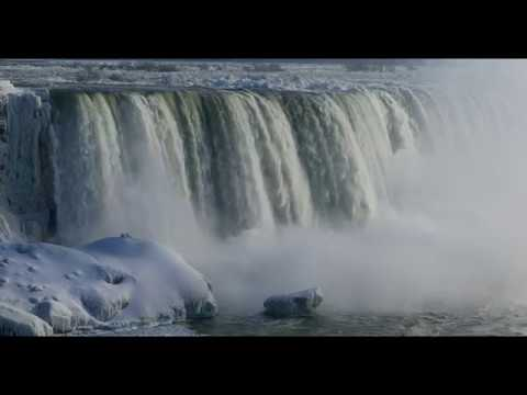 Download NIAGARA FALLS FROZEN TO THE BONE - The Canadian Winter in its Best HD Mp4 3GP Video and MP3