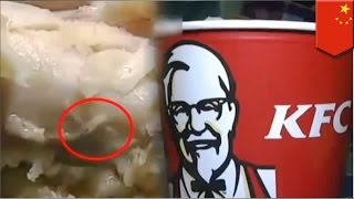 Video Cacing ditemukan di dalam ayam goreng KFC - TomoNews MP3, 3GP, MP4, WEBM, AVI, FLV Desember 2017