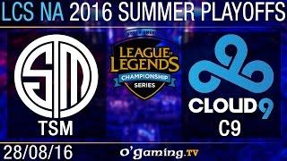 Grande finale - LCS NA Summer Split 2016 - Playoffs