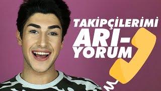 Video TAKİPÇİLERİMİ TELEFONLA ARIYORUM! - Arda Bektaş MP3, 3GP, MP4, WEBM, AVI, FLV November 2018