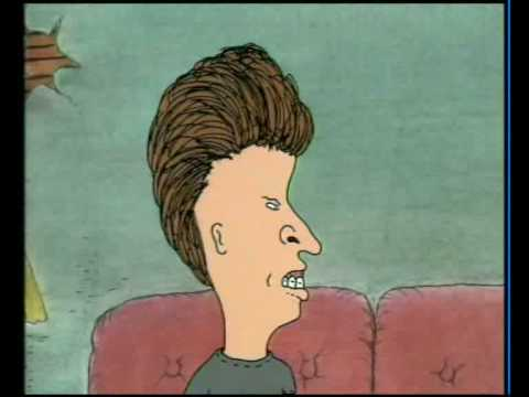 beavis and butt-head christmas music videos
