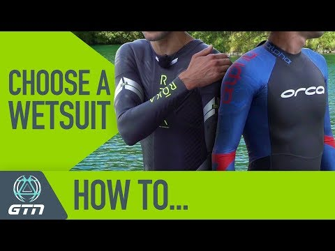 How To Choose A Wetsuit | Open Water Swimming & Triathlon Wetsuits