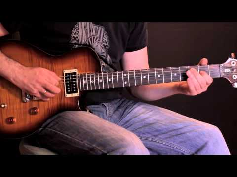 40 guitar techniques in one solo!
