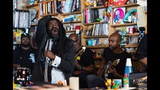 Video Rev. Sekou And The Seal Breakers: NPR Music Tiny Desk Concert MP3, 3GP, MP4, WEBM, AVI, FLV Agustus 2018
