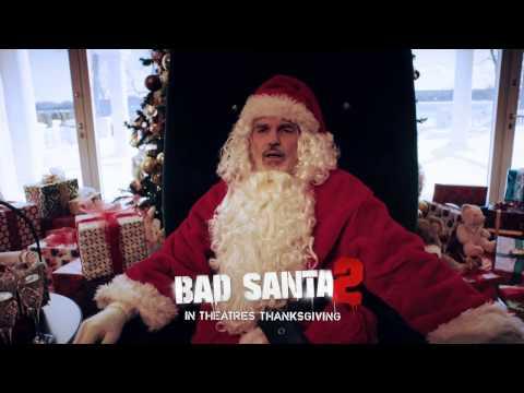 Bad Santa 2 (TV Spot 'Get in the Suit')