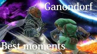 SmashLings: Top Ganon moments – Super Smash Bros
