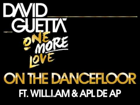 David Guetta On The Dancefloor