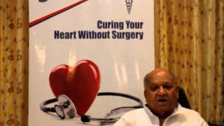 M.K Gupta, 68/M from Meerut, UP avoided Angioplasty