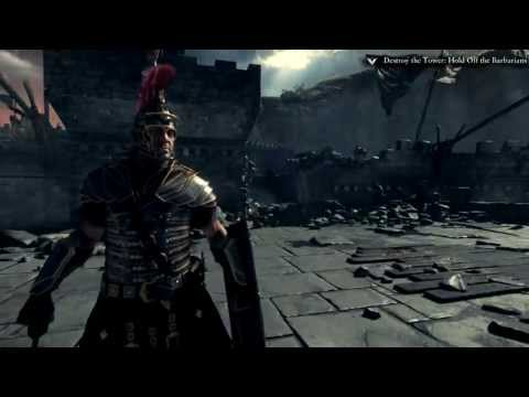 Ryse - Son of Rome Gemapley E3 2013