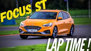 Ford Focus 4 ST : Magny-Cours Club Lap Time by Motorsport Magazine