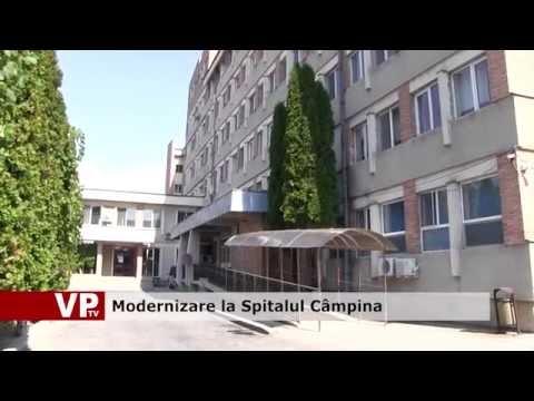 Modernizare la Secția Pediatrie a Spitalului Câmpina