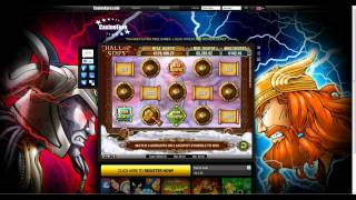 Hall Of Gods Slot Machine Bonus Game That You Play To Win The Hall Of Gods Jackpot