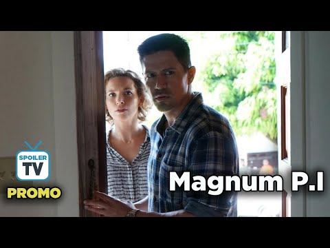 """Magnum P.I. 1x07 Promo """"The Cat Who Cried Wolf"""""""
