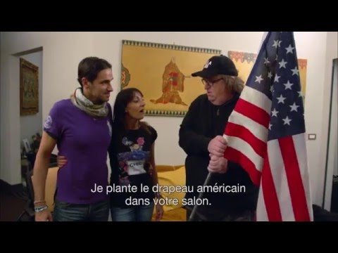 L'invasion américaine