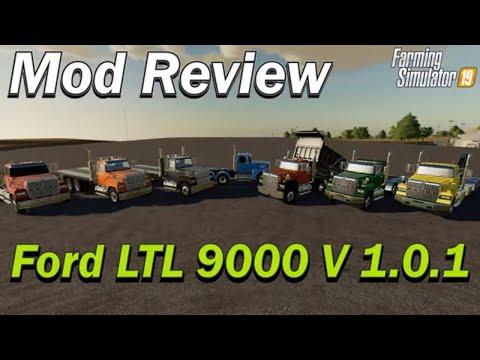 Ford LTL 9000 v1.1