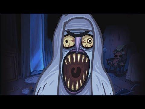 ВСЕ ХОРРОРЫ ЗАТРОЛЛЕНЫ - Troll Face Quest Horror