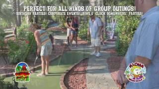 Hawaiian Mini Golf