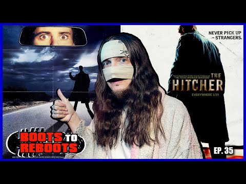 THE HITCHER (2007) Remake Movie Review | Boots To Reboots