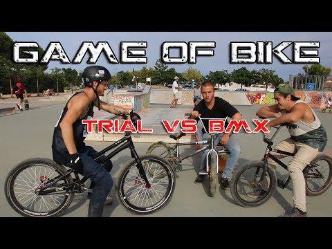 CLEMENT MORENO Game Of Bike Trial VS BMX 2017