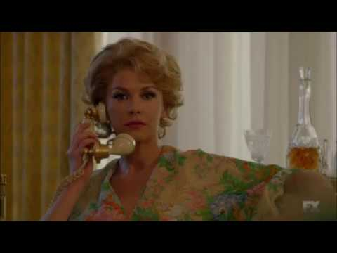 "Olivia de Havilland replaces Joan - ""Feud: Bette and Joan"""