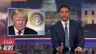 Video Late-Night Hosts Tackle Trump's 'S---hole' Immigration Comments | THR News MP3, 3GP, MP4, WEBM, AVI, FLV Januari 2018