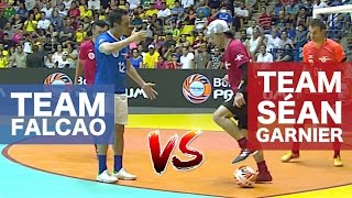 Video TEAM FALCAO VS TEAM SEAN - Reis Do Drible 2017 / @seanfreestyle MP3, 3GP, MP4, WEBM, AVI, FLV Oktober 2018