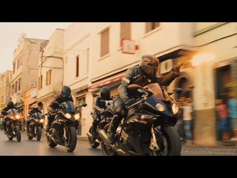 Mission: Impossible Rogue Nation (TV Spot 'Car Chase')