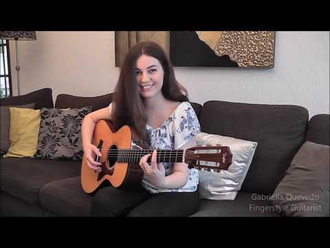 """Queen  """"We Are The Champions"""" Cover by Gabriella Quevedo"""